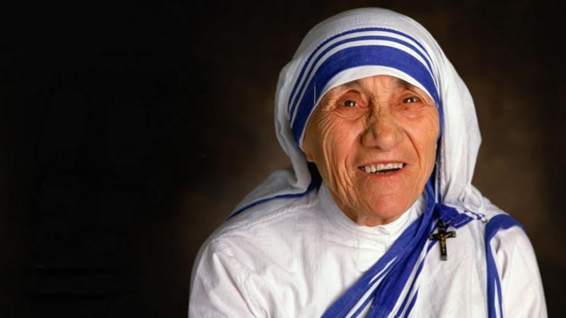 PATRON - Święta Matka Teresa z Kalkuty